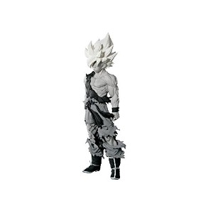 アミューズメント一番くじ DRAGONBALL超 SUPER MASTER STARS PIECE THE SON GOKOU ver.1.5 C賞 THE TONES 白黒トーン色彩