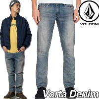 ボルコム デニム パンツ メンズ VOLCOM DENIM JEANS 【Vorta Denim 】HWR (HEAVY WORN) volcom【返品種別SALE】