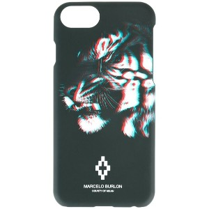 Marcelo Burlon County Of Milan - Tajo iPhone 7 カバー - men - PVC - ワンサイズ