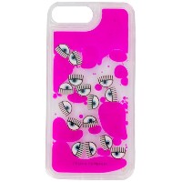 Chiara Ferragni - liquid and eye iPhone cover - women - plastic - ワンサイズ