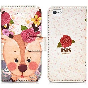 アニマル 手帳型 ケース iPhone8 iPhone8PLUS iPhone7 iPhone7 PLUS iPhone6S iPhone6 iPhone SE iPhone5S iPhone5...