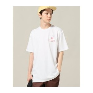 MOON COLLECTIVE / ムーンコレクティブ:DOUBLE LONG LIFE S/S TEE【ジャーナルスタンダード/JOURNAL STANDARD メンズ Tシャツ・カットソー...