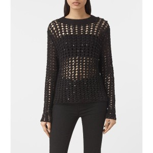 ALYSE JUMPER (Black)