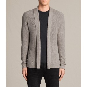 ESK CARDIGAN (PUTTY GREY MARL)