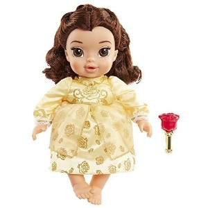 [アメリカ直送] [ディズニー 人形] Disney Beauty and The Beast Live Action Baby Belle Doll-32732