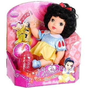 [アメリカ直送] [ディズニー 人形] Disney P.R.Incess Sparkle Baby Snow White Doll-N8875 (2009-07-01)