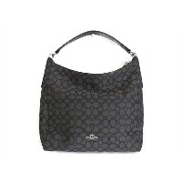 【スペシャル】コーチ バッグ シグネチャー セレスト COACH Outline Signature Celeste Convertible Hobo F58327 SVDK6 SV/Black...