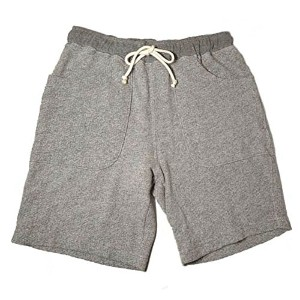 (グッドオン) GOOD ON MENS 9oz SWEAT SHORTS[スェットショーツ][METAL GREY]L