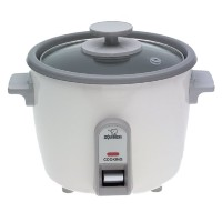 Zojirushi NHS-06 3-Cup (Uncooked) Rice Cooker by Zojirushi