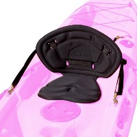 Surf to Summit Outfitter Series Kayak Seat (No Pack), Black by Sportsman Supply Inc.