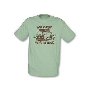 VW Camper Van Low 'N' Slow Tシャツ