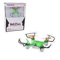 owill 2.4GHz Mini 4CH 6-axisジャイロLEDライト4d FlipsドローンRCクアッドコプターヘッドレスモード/ Great Gift for Kids One...