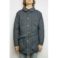 Cro Jack(クロジャック)SAHARA 6 WAXED COAT (COLOR : NAVY)【05P06Aug16】