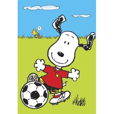 PEANUTS POSTER SNOOPY (70cm x 100cm)