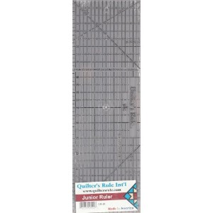 "Quilter's Junior Ruler-14""X4-1/2"" (並行輸入品)"