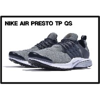M (28.0-29.0cm) 国内正規品【NIKE[ナイキ] AIR PRESTO TP QS [Tech Pack] 812307-002 TUMBLED GREY/BLACK-ANTHRCT...