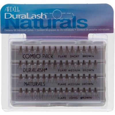 Ardell Duralash Naturals Combo Pack Brown (並行輸入品)