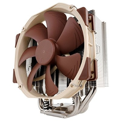 Noctua 14cm U-series Single Tower CPU Cooler Brown (NH-U14S)