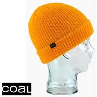 COAL(コール) coal head wear コール ビーニー The STANLEY GOLD スノーボード ビーニー