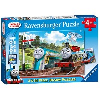 Pack Of 2 24 Piece Thomas & Friends Puzzles