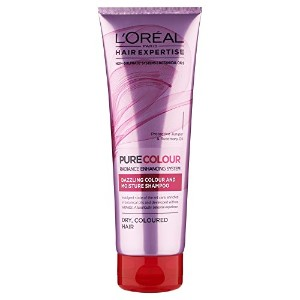 L'Oreal Paris Hair Expertise EverPure Colour Care and Moisturising Shampoo 250ml by L'Oreal Paris