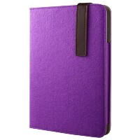 AViiQ Felt Case for iPad mini Purple/Light Grey