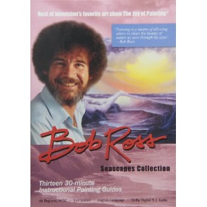 Bob Ross Joy of Painting Series: Seascape Collect [DVD] [Import]