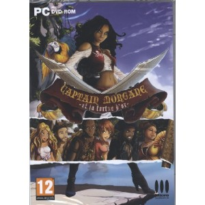 Captain Morgane and the Golden Turtle (PC) (輸入版)
