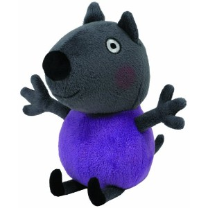 "Peppa Pig Danny Dog TY Beanie, plush toys (Approximately7"" tall)"
