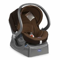 CHICCO AUTO-FIX I-MOVE SEGGIOLINO AUTO BROWN