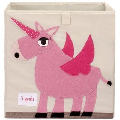 3 Sprouts Storage Box Unicorn (並行輸入)