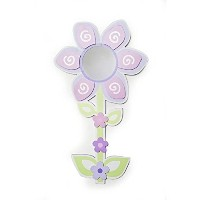 Babies R Us By Design Metallic Mirror - Flower by Babies R Us