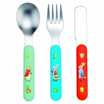 Peter Rabbit 3 Piece Cutlery Set
