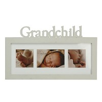Bambino CG178 Baby Photo Frame, Grandchild by Bambino