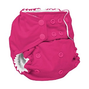 Rumparooz One Size Cloth Pocket Diaper Snap, Sherbert by Rumparooz