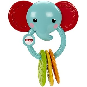 Fisher-Price Teether, Elephant by Fisher-Price