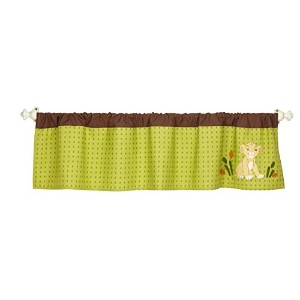 Disney Lion King Wild About You Window Valance by Disney