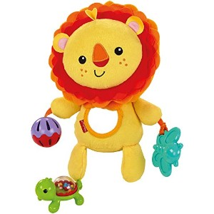 Fisher-Price Activity Toy, Lion by Fisher-Price