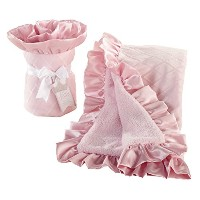 Baby Aspen Little Princess Blanket, Pink by Baby Aspen