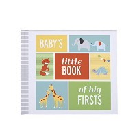 Carter's Baby's Little Book of Big Firsts Journal by Carter's