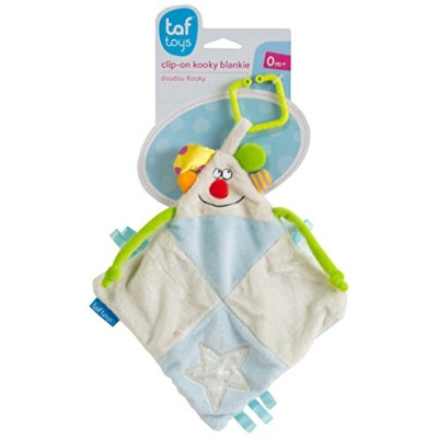 Taf Toys Clip-On Kooky Blankie by Taf Toys
