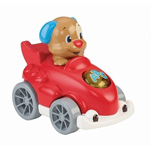 Fisher-Price Laugh & Learn Smart Speedsters, Puppy [並行輸入品]