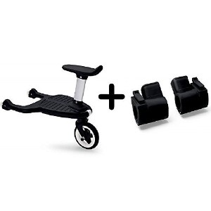 Bugaboo Comfort Wheeled Board with Seat + Bugaboo Comfort Wheeled Board Adapter - Bee by Bugaboo ...
