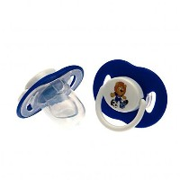 Official Chelsea FC Soothers Pacifiers by Chelsea F.C.