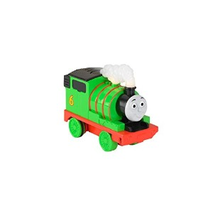 Thomas the Train: Rev 'n Light Up Percy [並行輸入品]