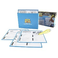 Educational Insights Hot Dots Learn-to-Solve Word Problems Card Set, Grades 1-3 [並行輸入品]