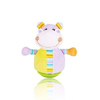 Kseey Music Jungle Pals Hippo Music Tumbler Toy Tilting Toy Roly-poly Baby Toy Baby Kids Dolls by...