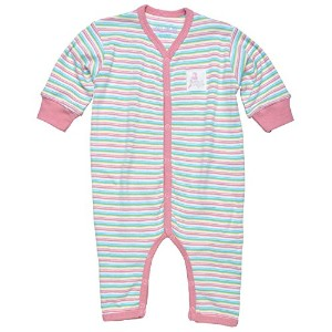 Under The Nile Baby Girls Union Suit Baby Birds 3M-6M by Under the Nile