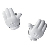 The First Years Disney Baby Helping Hands Bath Accessory, Mickey Mouse by The First Years [並行輸入品]
