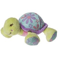 Mary Meyer Tessa Turtle Soft Rattle by Mary Meyer